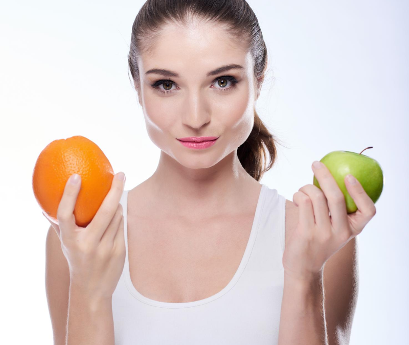 Does Healthy Diet = Healthy Skin?