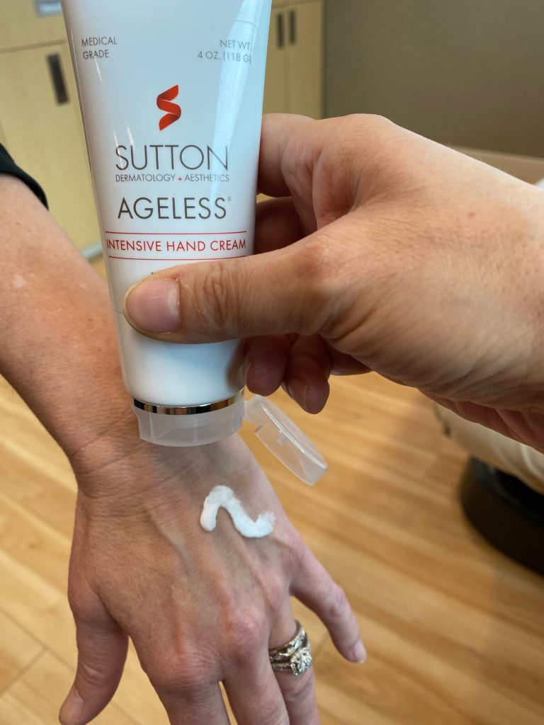 Sutton Ageless Hand Cream