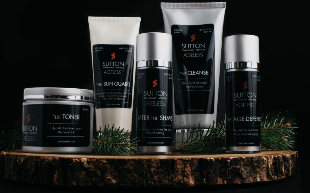 Our Newest Product Line…. Sutton Ageless FOR MEN