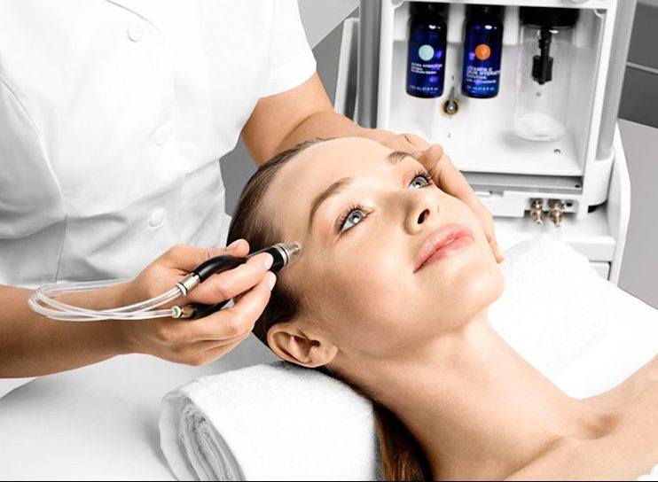 The next- generation of medical grade facials: Dermalinfusion