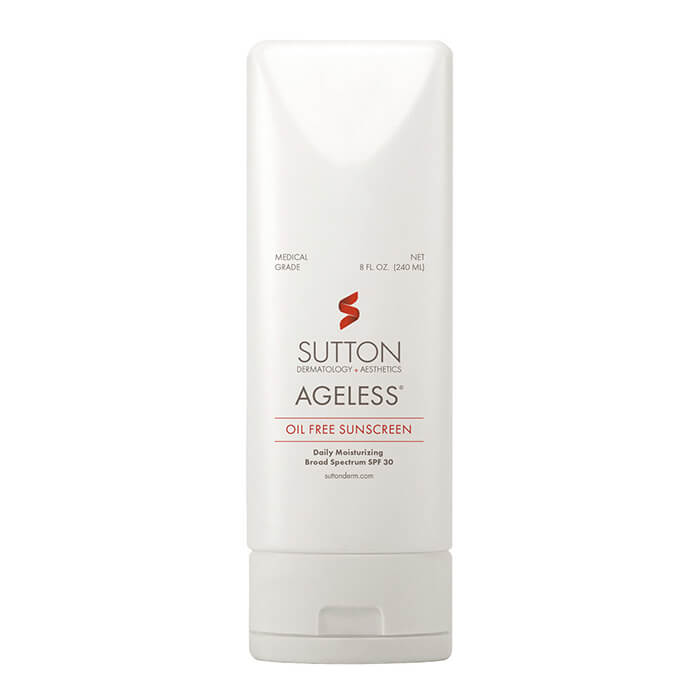 Sutton Ageless® Daily Moisturizing Sunscreen SPF 30